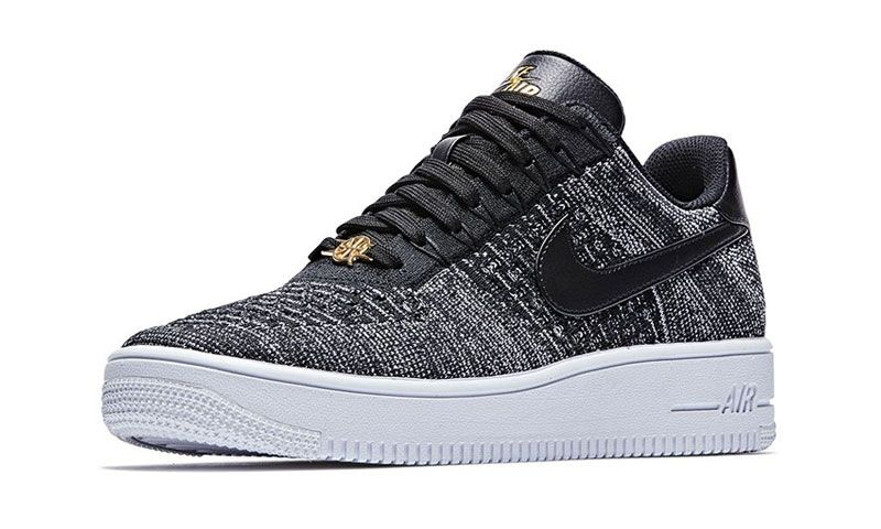 Nike Releases the Air Force 1 Ultra With a Full Flyknit Upper and Metallic  Silver Overlays | Highsnobiety
