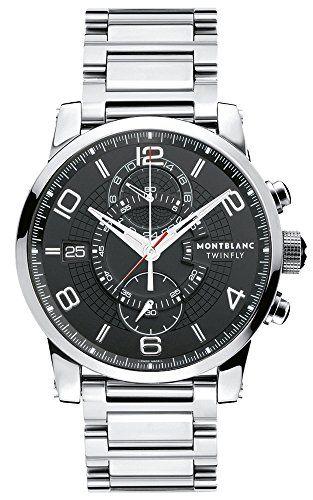 1c534645da8 Montblanc Watch Flyback Price | Watches | Watches, Luxury watches ...