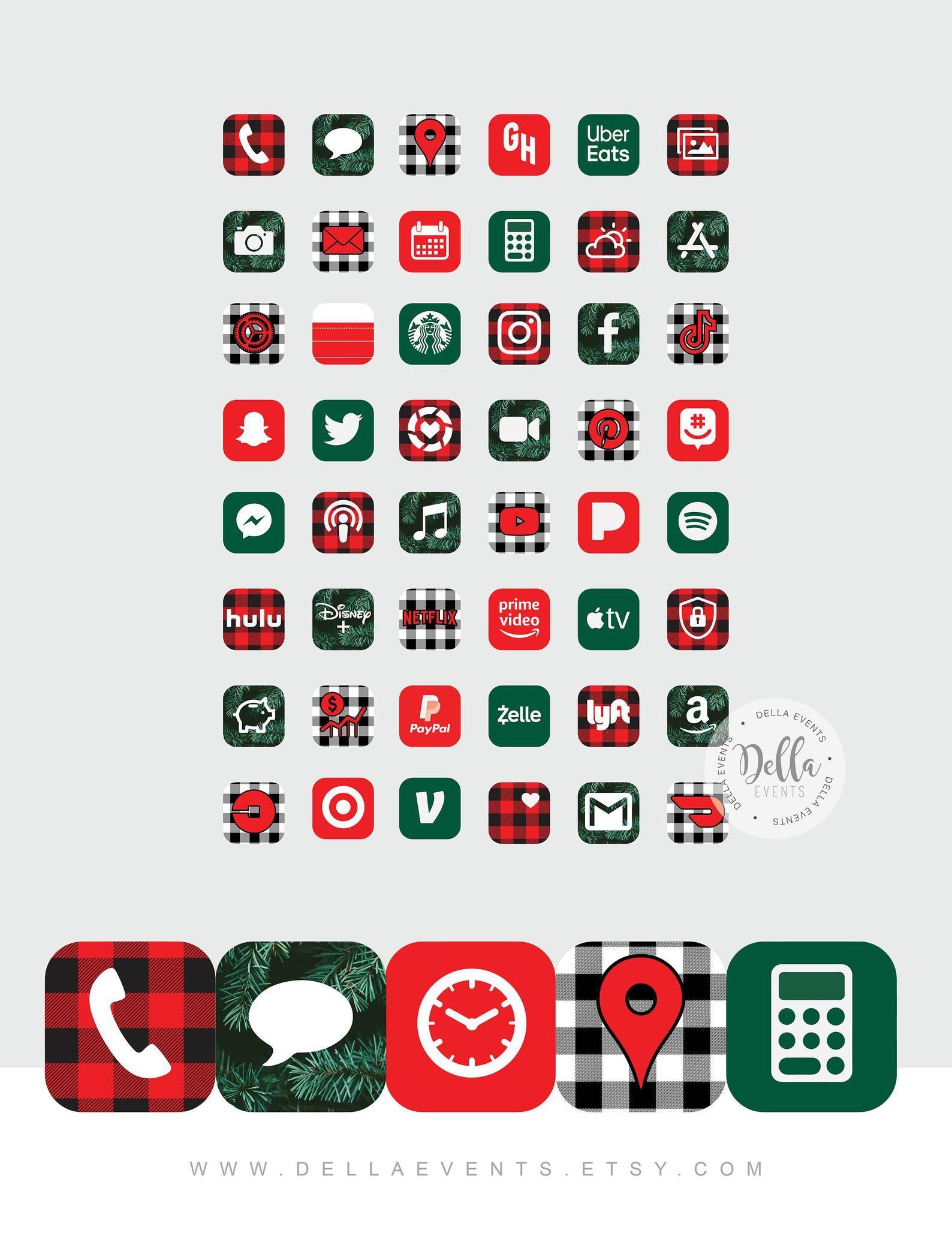 Christmas phone wallpaper ...
