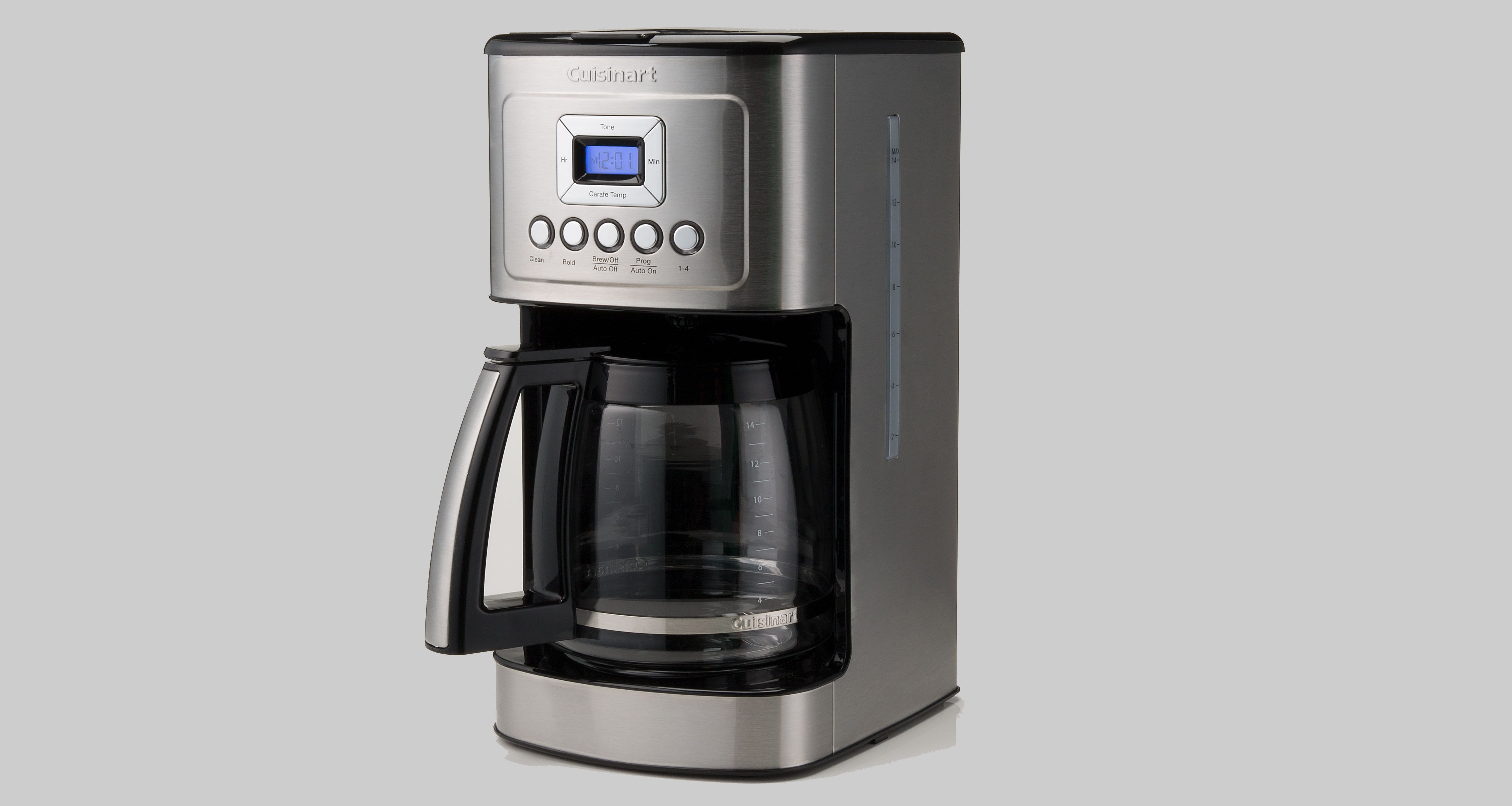 Best Electric Coffee Maker Cuisinart Coffee Maker Is The New Champ In Consumer Reports Tests
