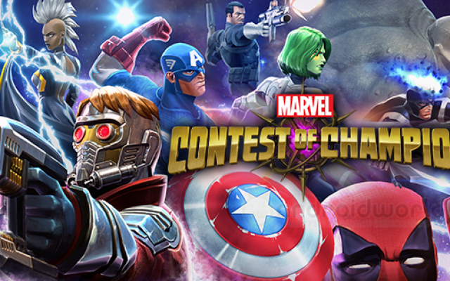 Marvel contest of Champions: collaborazione di MArvel e Kabam (TRAILER) #marvel #kabam #android #ios