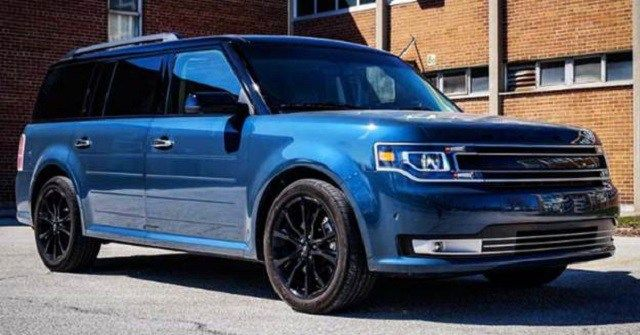 2019 Ford Flex Release Date Concept Ford Flex 2019 Ford Suv