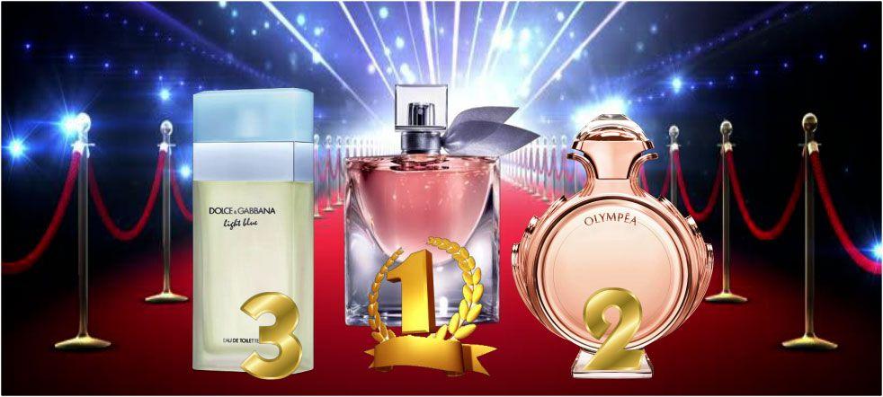 #perfumes de mujer más vendidos