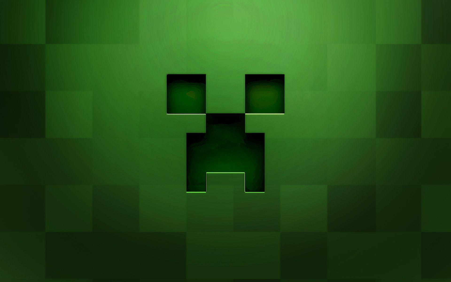 Broken Desktop Creeper Google Search Minecraft Hintergrundbild