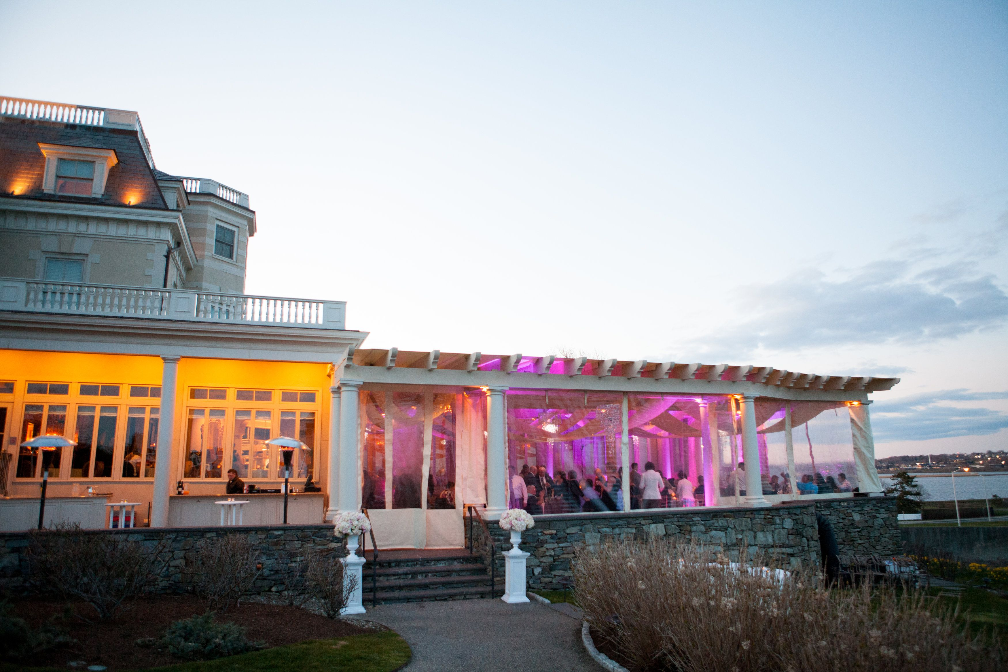 Pin by the chanler at cliff walk on terrace wedding spring become mesmerized by our storybook weddings at the chanler our oceanfront mansion offers a spectacular setting among rhode island wedding venues junglespirit Choice Image