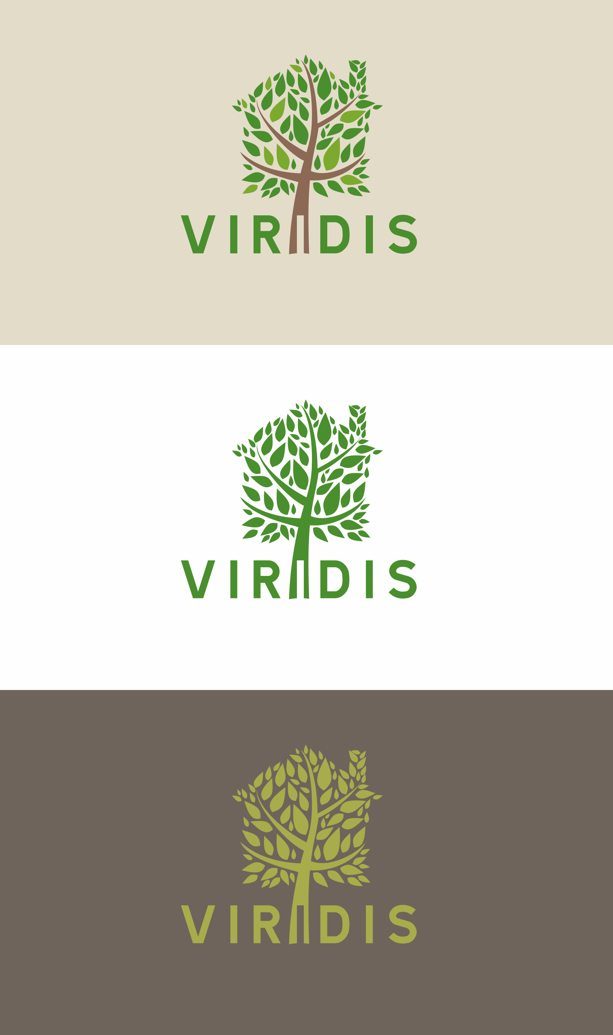 Create A Ruggedly Refined Logo For Virids Landscape Architecture Design 9 By Descience