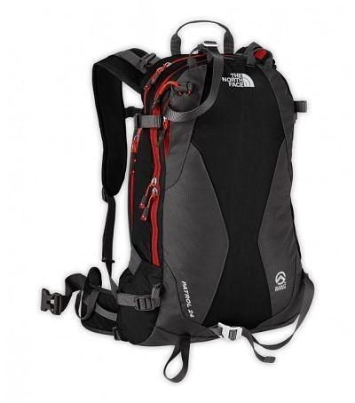 8c20d432c The North Face Patrol 24 Back Pack 24 litres - Black | Backpacks ...