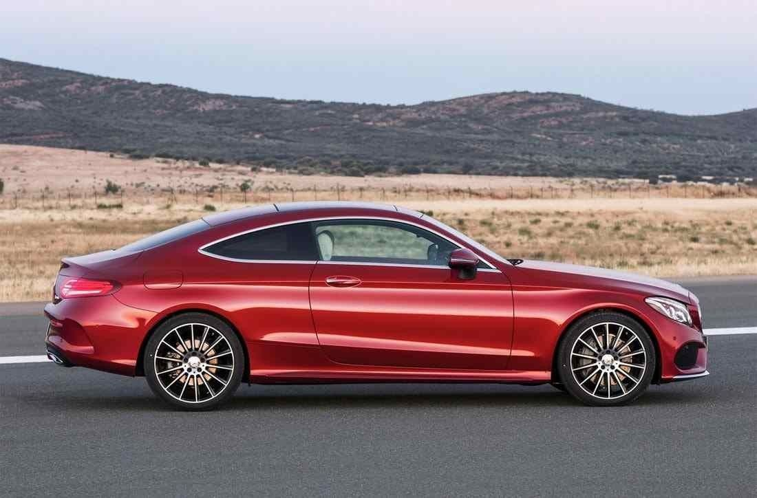 Best Mercedes Benz C Class Coupe 2019 Release Date