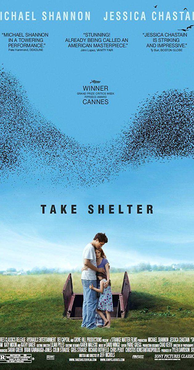 Take Shelter (2011) IMDb Movies to watch, Take shelter