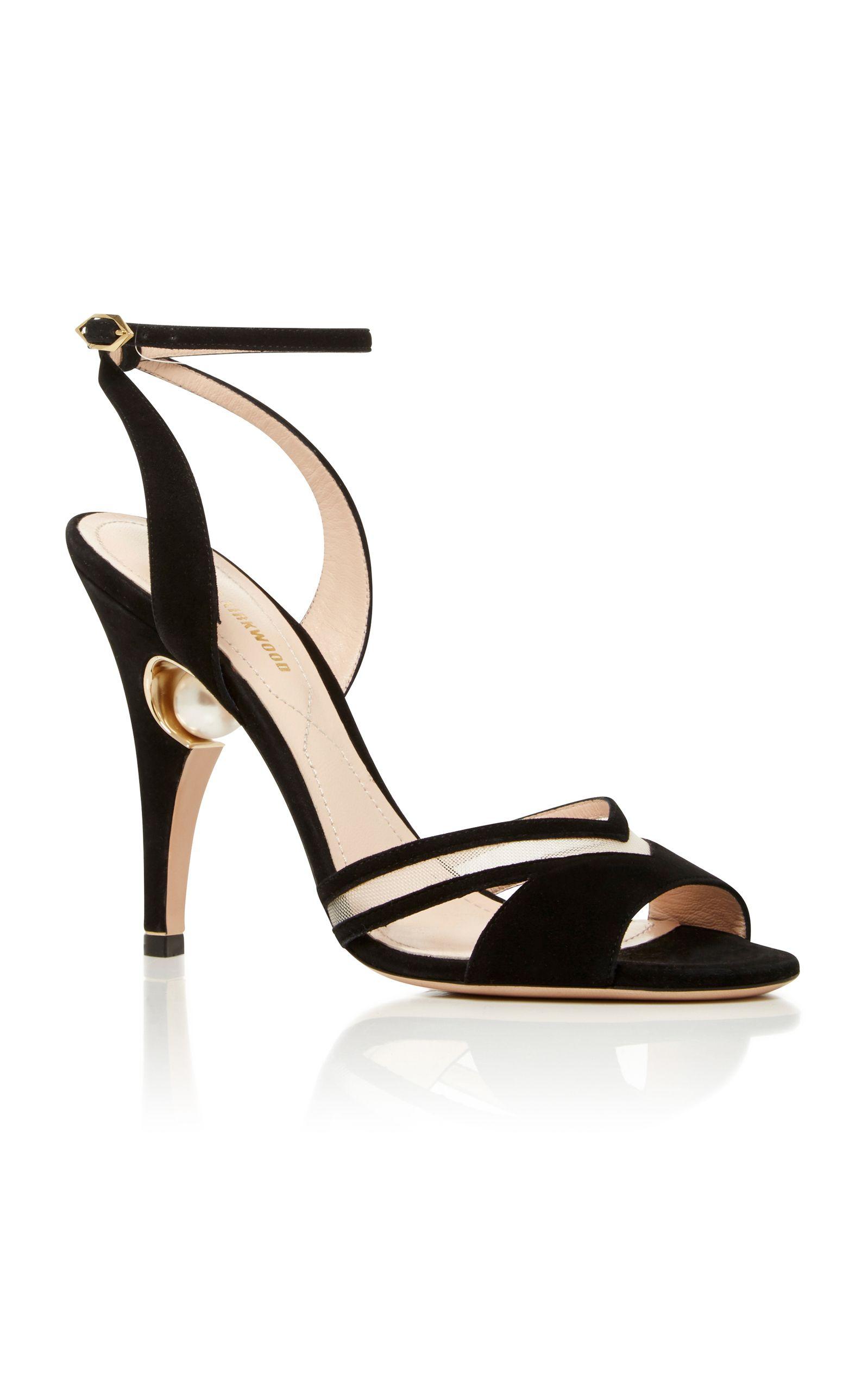 Nicholas Kirkwood Penelope Pearl Sandals | Pearl sandals