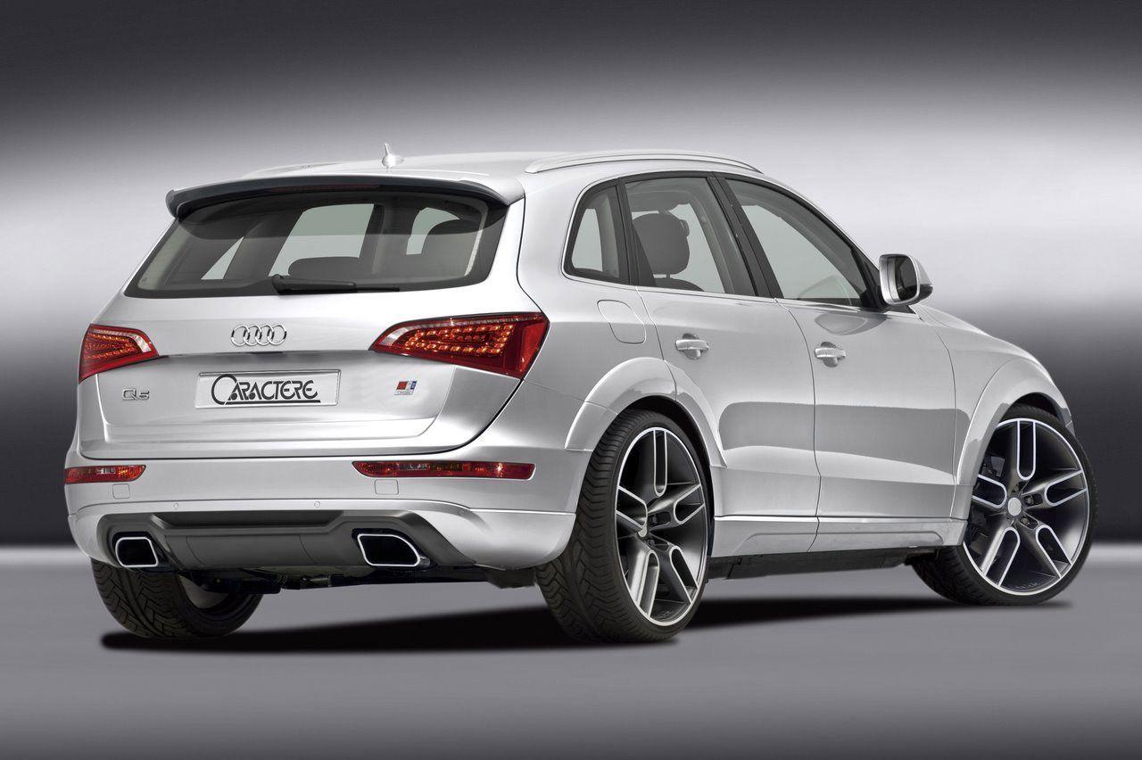 Caractere Audi Q5 Audi Q5 Audi Allroad Audi