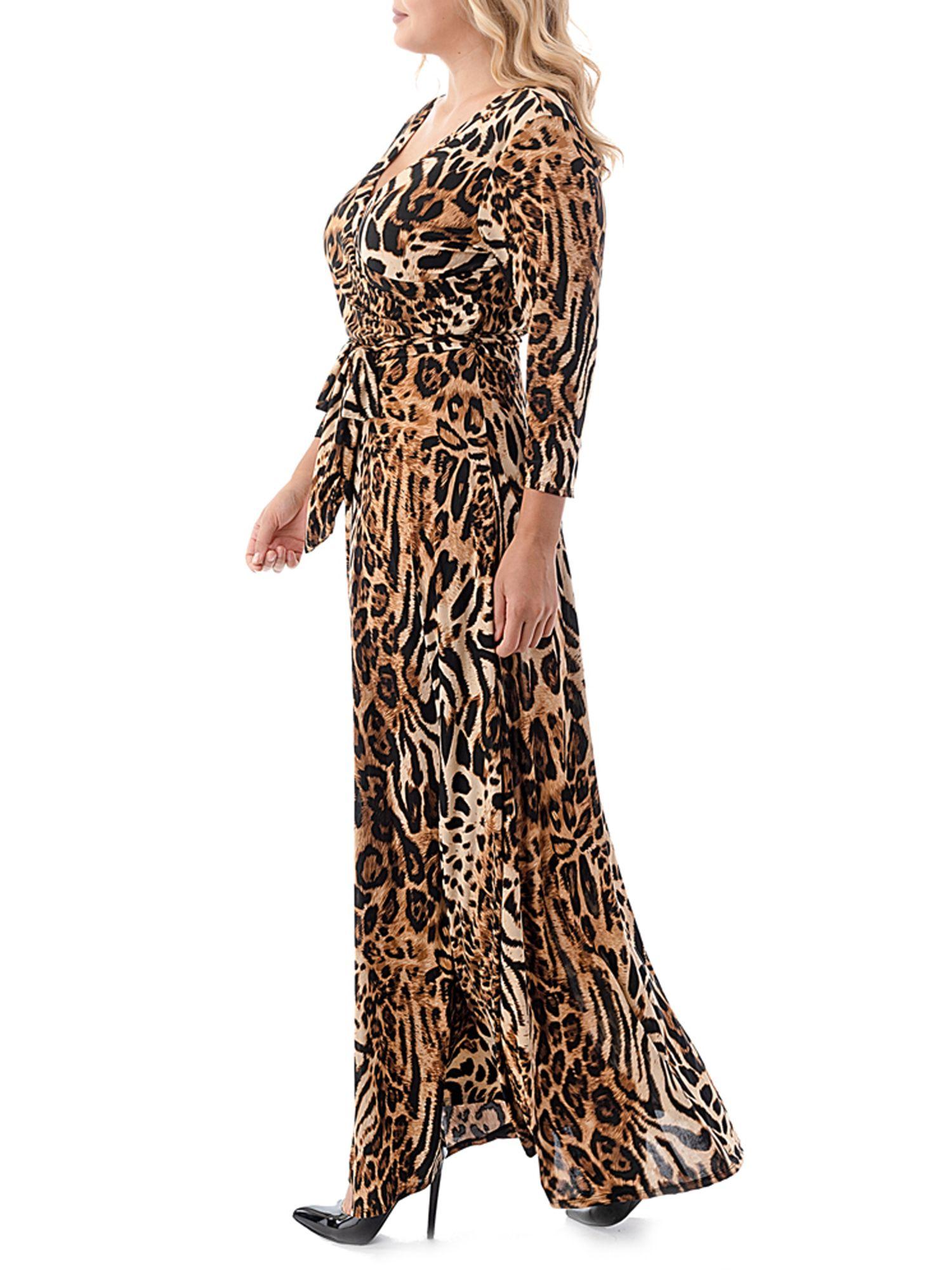 Ella Samani Ella Samani Women S Plus Size Faux Wrap Maxi Dress Walmart Com Maxi Dress Maxi Wrap Dress Dresses [ 2000 x 1500 Pixel ]