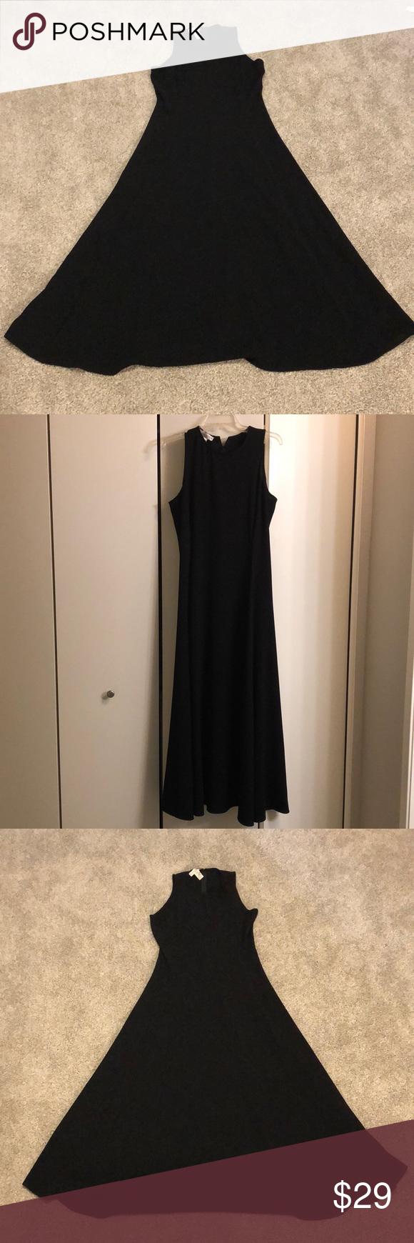 Evan Picone Black Dress Colorful Dresses Clothes Design Fashion [ 1740 x 580 Pixel ]