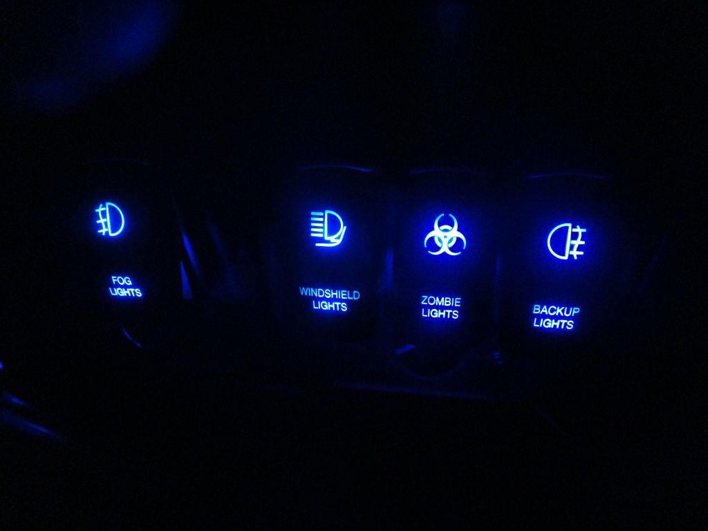 Adding Colored Interior Lights Jeep Wrangler Interior Jeep
