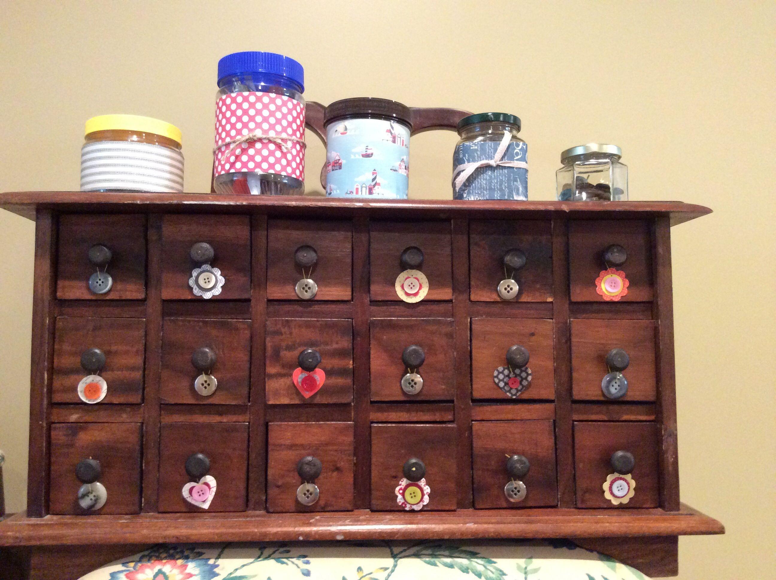 Storage Solutions For Craft Rooms: Scraproom: Scraproom Cabinet