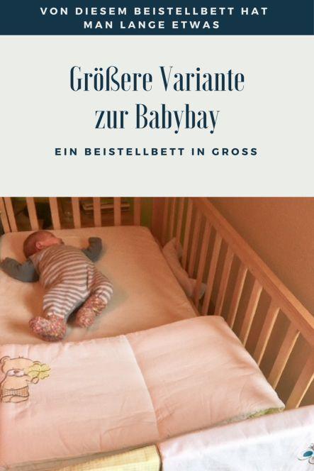 Wie Lange Baby Im Beistellbett