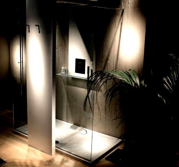 bad heizkörper lösung designer dusche kombiniert handtuchwärmer ... - Heizkörper Für Badezimmer