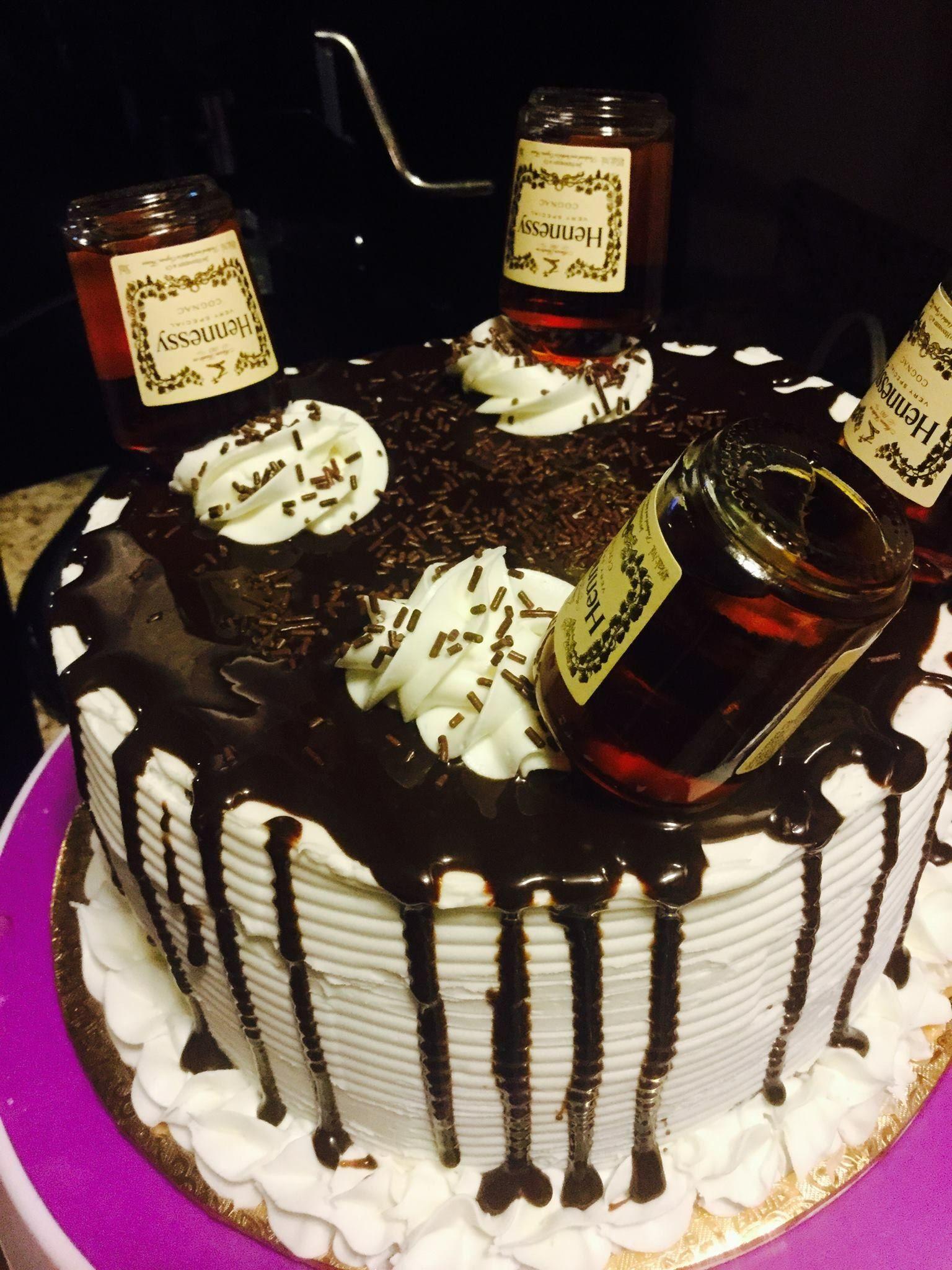 Hennessy Cake Food Porn Hennessy Cake Cake Hennesy Cake