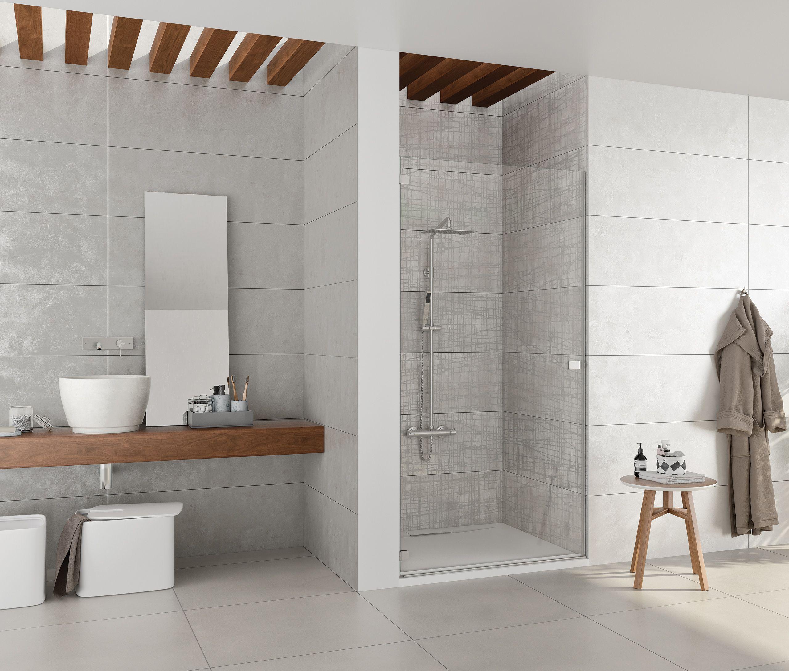 Ruhepol #sowohnich #badezimmer #beton #betondesign #fliesen ...