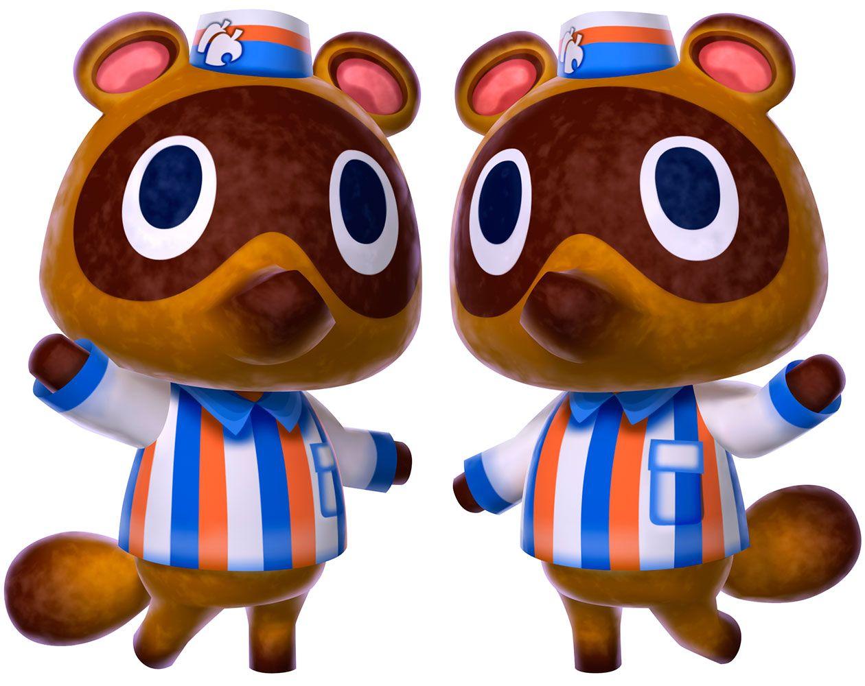 Timmy & Tommy (alt clothes) - Animal Crossing: New Leaf