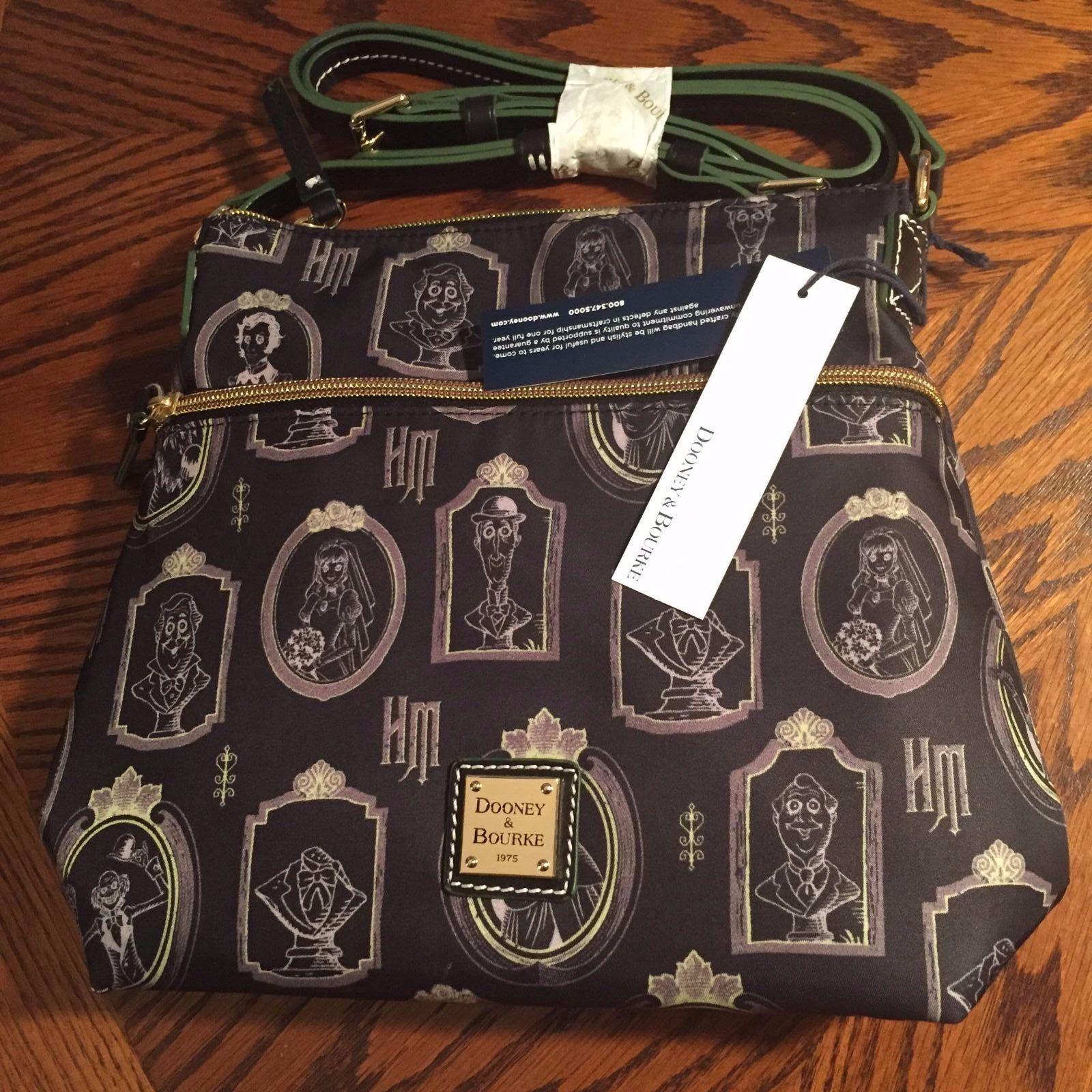 Disney Haunted Mansion Dooney Bourke Portrait Crossbody Bag Purse Sold Out Ebay Bags Purses Bags Bags Purses