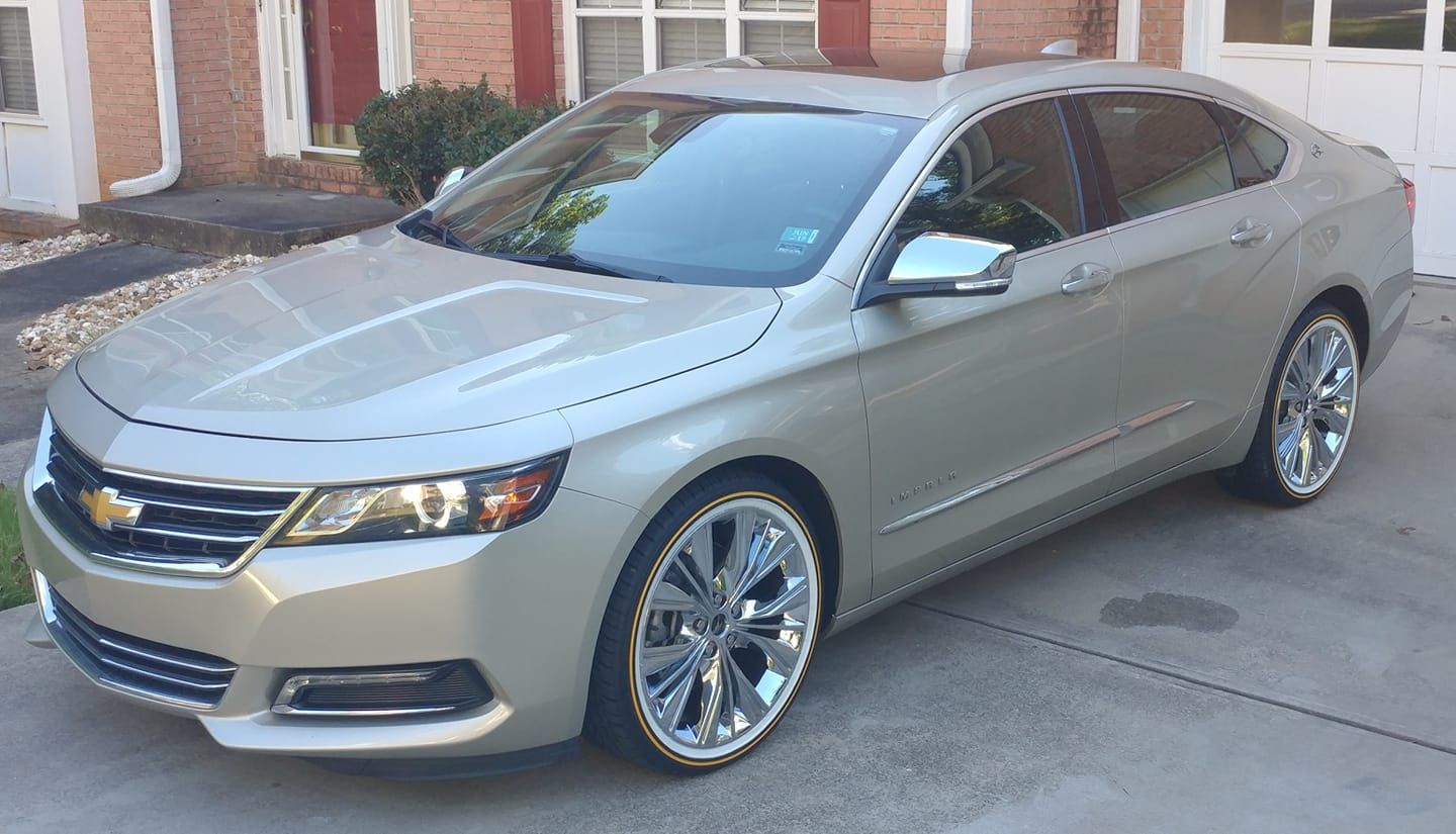 2015 Chevy Impala And Vogues Thank You To Wt Jackson Jr For The