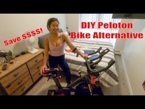 diy peloton bike setup  don't buy a peloton bike until