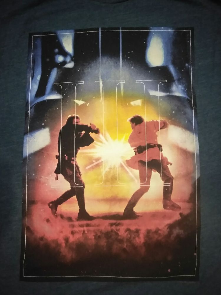 Star Wars Episode Iii Revenge Of The Sith Old Navy T Shirt Size 3xl Clothing Shoes Amp Accessories Unisex Old Navy T Shirts Star Wars Episodes Star Wars