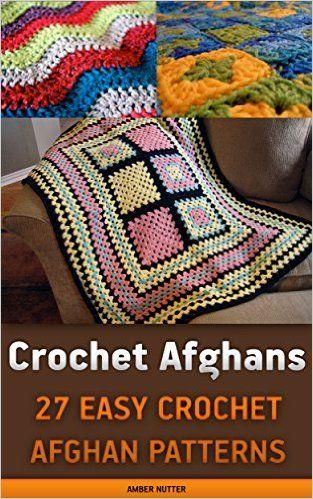 Crochet Afghans: 27 Easy Crochet Afghan Patterns: (Crochet patterns ...