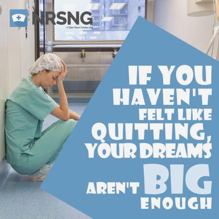 Pin by Barbara W. Norman on Nurse Nursing school quotes