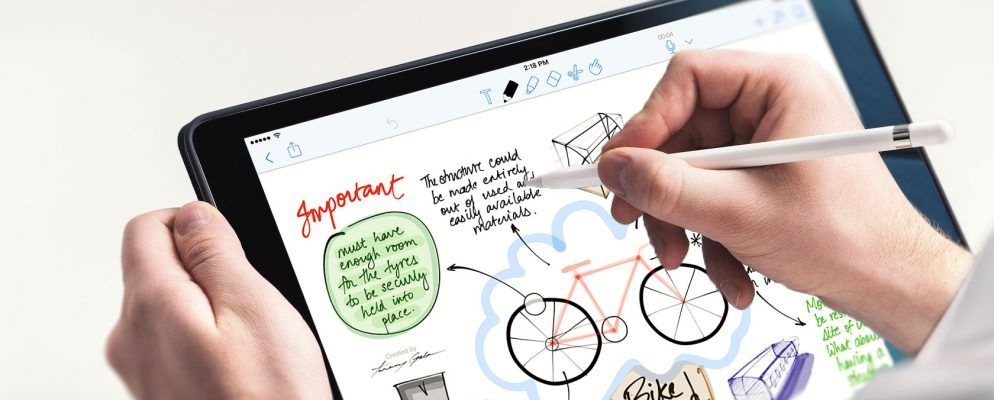 Enhance Your Note Taking With The Apple Pencil And Ipad Pro Apple Pencil Apple Pencil Ipad Ipad Pro