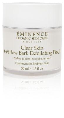 Clear Skin Willow Bark Exfoliating Peel Skin Calming Cheap Skin Care Products Exfoliating Peel