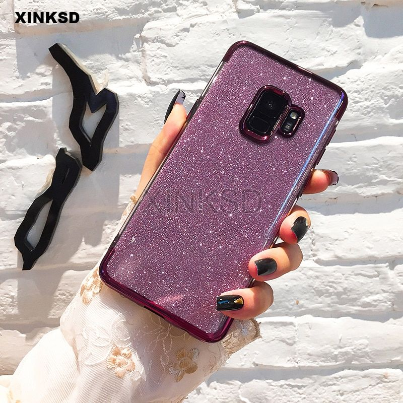 Lower Price with Case For Samsung S7 Edge S8 S9 Plus Note3 4 5 8 Note9 Bling Rhinestones Liquid Quicksand Sun Sand Lanyard Phone Case Capa Coque Cellphones & Telecommunications Phone Bags & Cases