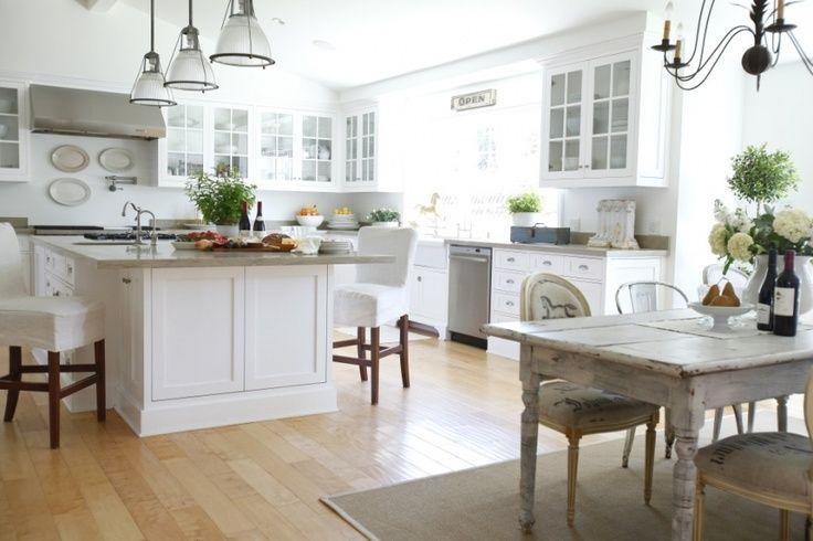Country White................. | kitchens I covet | Pinterest | Sala ...