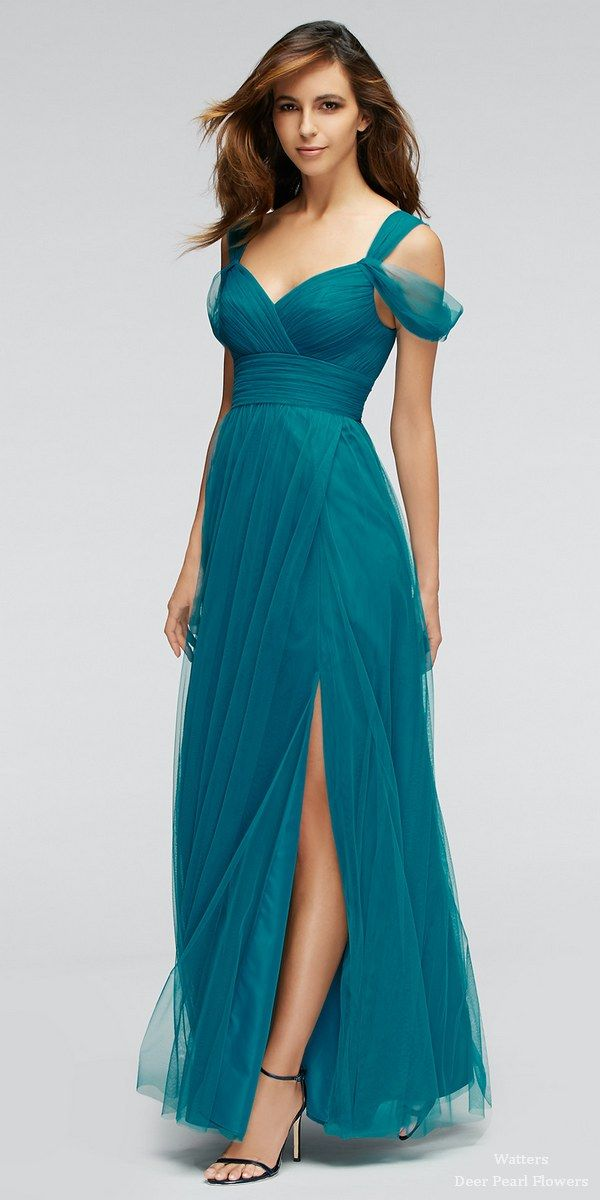 Watter Bridesmaid Dresses Collection