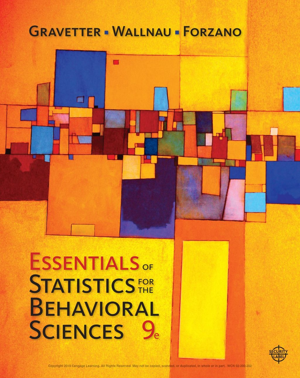 Essentials Of Statistics For The Behavioral Sciences Ebook Rental Behavioral Science Book Essentials Cengage Learning