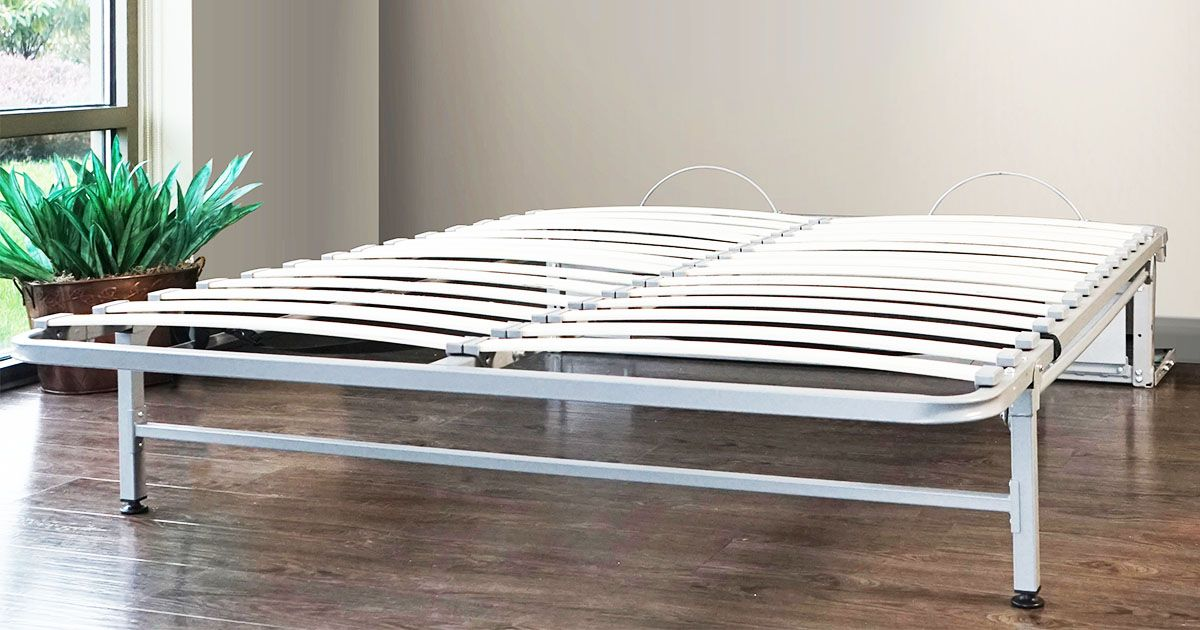 Elite Aluminum Bed Frame And Mechanism The Finest Panel Bed