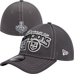 premium selection 1b4d6 103dd Los Angeles Kings Stanley Cup Champions Official Locker Room Hat  31.99   LAKings http