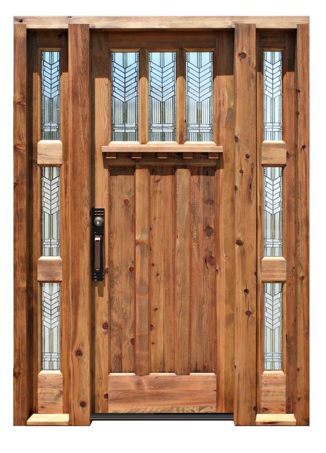 Grand Entrance Stained Glass Craftsman Style 3232at Arts