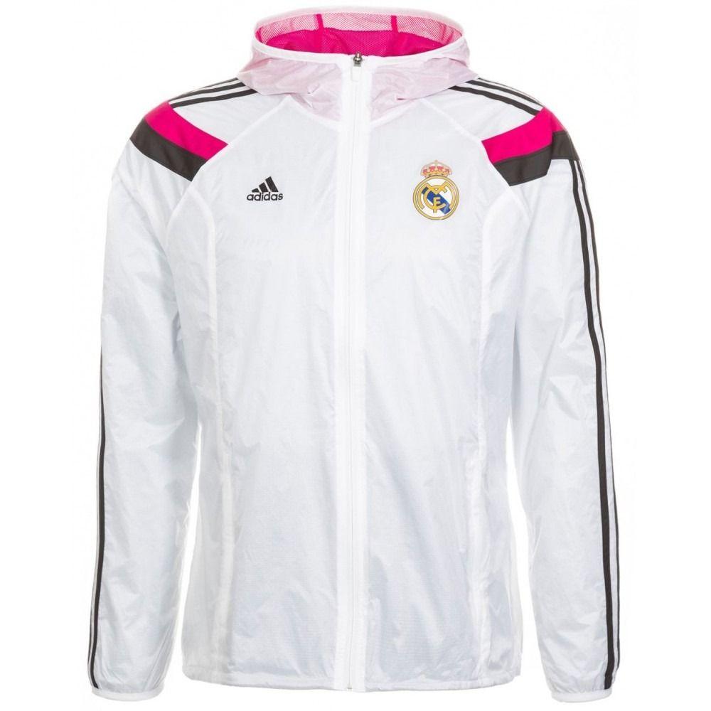 La chaqueta del real madrid