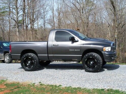 Perfect Lift For 3rd Gen Ram 1500s Dodge Ram 1500 2004 Dodge Ram 1500 Dodge Trucks Ram