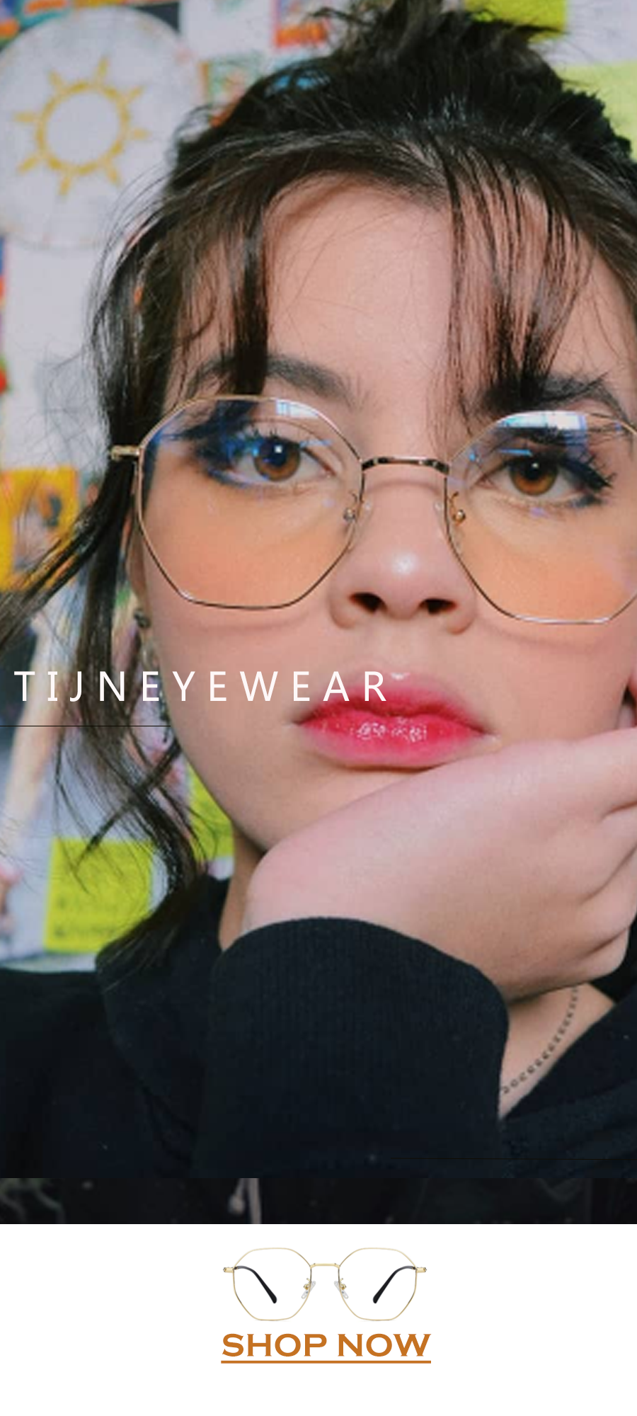 e46d60bb9a9e Top 5 glasses for this summer you never wanna miss. #TIJNeyewear #glasses  #fashion#eye-wear#street fashion#optical glasses