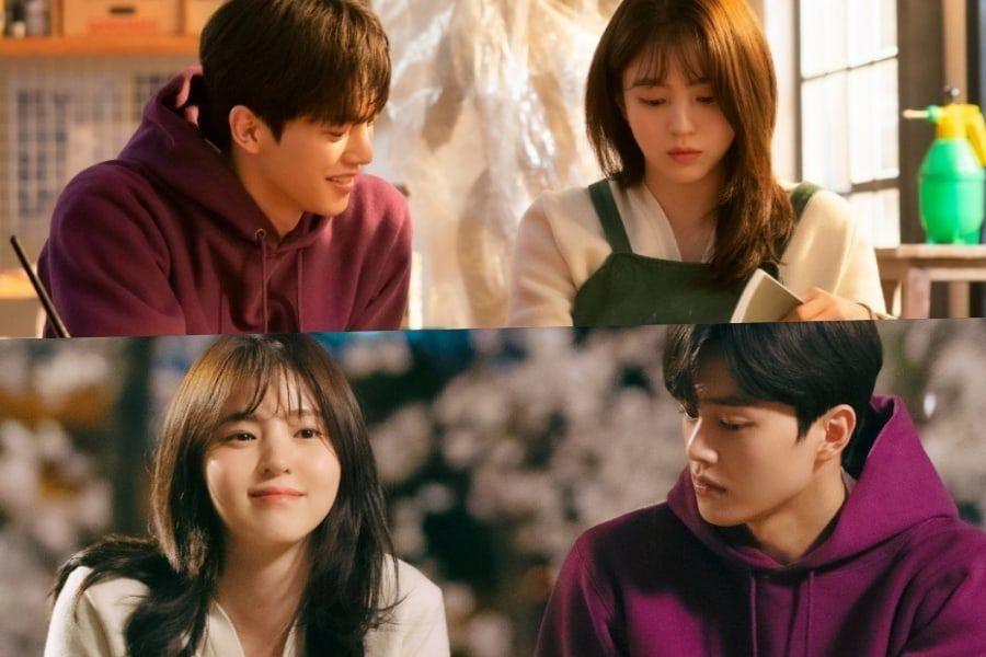 "Upcoming Drama ""Nevertheless"" Previews Song Kang And Han So Hee's Sweet Romance"