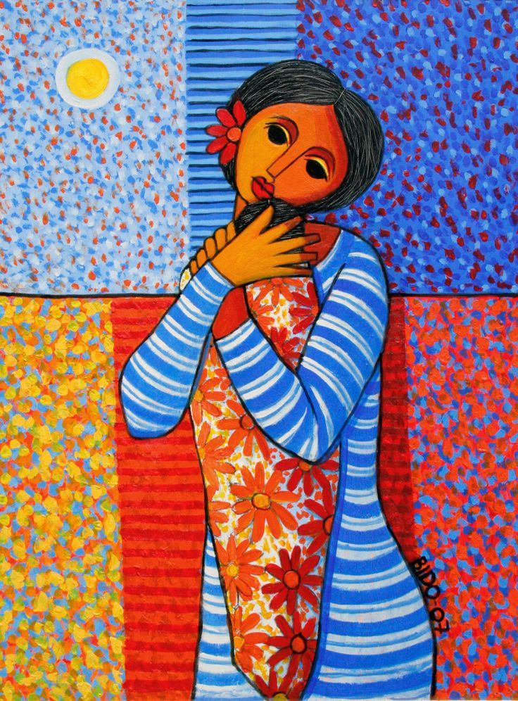Candido Bido Latin American Art Art Blog Community Art