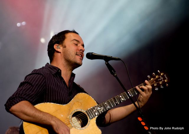Photos and Review: Dave Matthews Band at The Gorge 2011 by John Rudolph