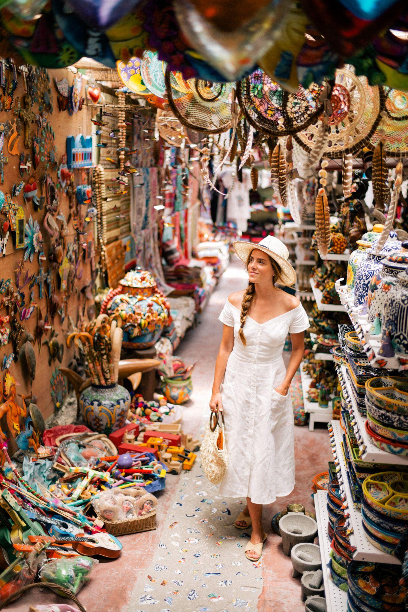 Shopping In In TulumTravel Mexico TravelMexico Shopping n0wOyvmN8P