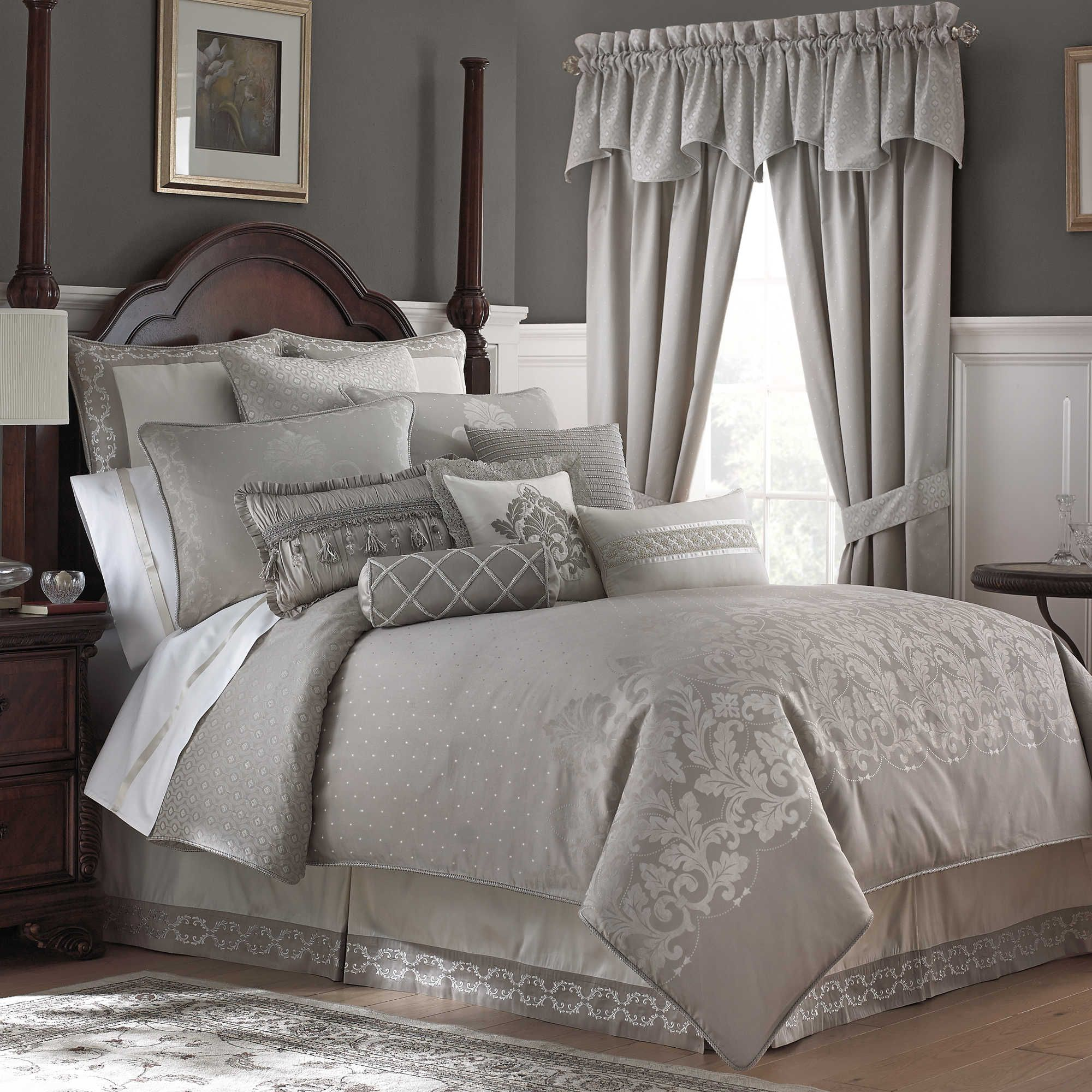 for the linens blue in reversible comforter pin waterford abbey set