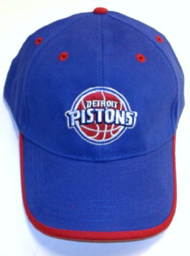 the latest b7028 034cb Detroit Piston Velcro Strap NBA Elevation Hat – Osfa – XZ066 – Detroit  Sports Outlet