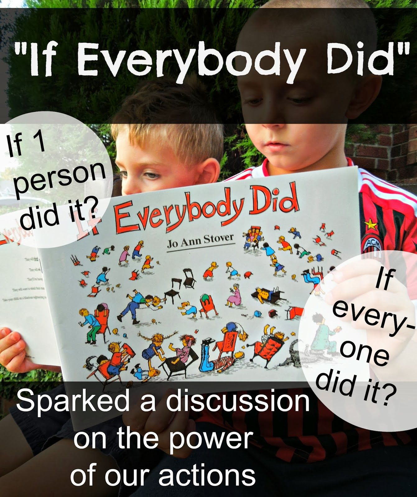 Pennies Of Time If Everybody Did A Book Discussion On The Power Of Our Actions