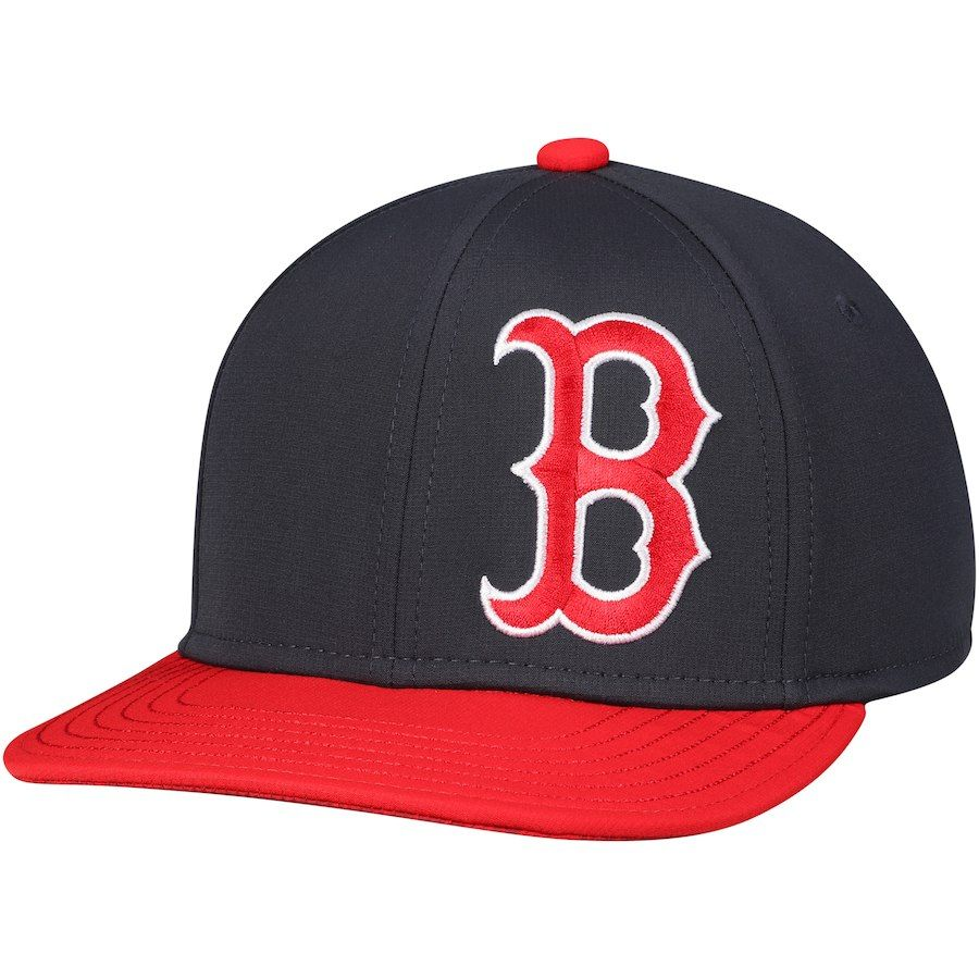 Under Armour Boston Red Sox Youth Navy Big Logo Snapback